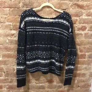 A&E Fluffy Knit Sweater